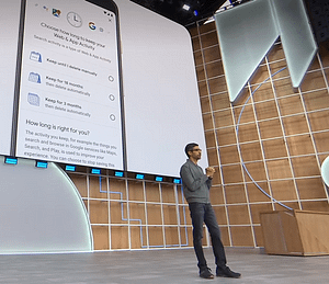 sundar prichai google ceo cookie tracking announcement