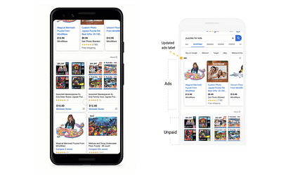 Google Launches Unpaid Product Listings For Shopping