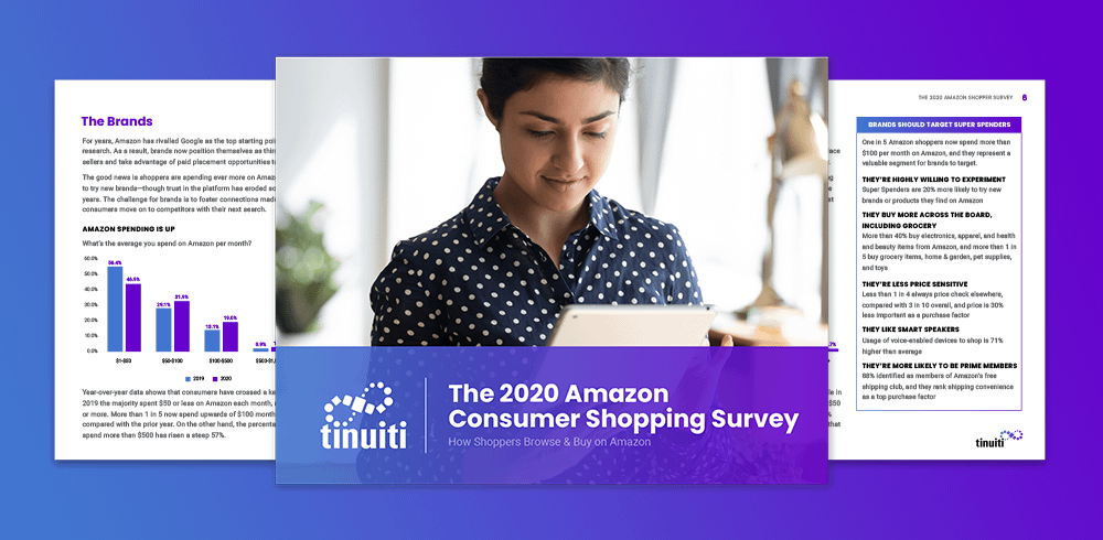 2020 Amazon Shopper Survey