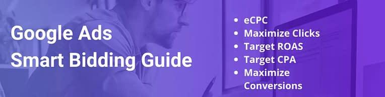 google ads smart bidding guide