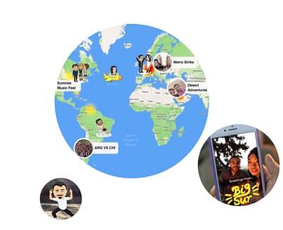 snapchat users demographics