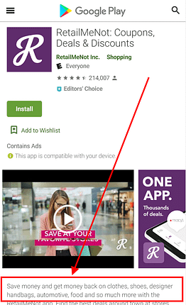 app store optimization guide use relevant keywords
