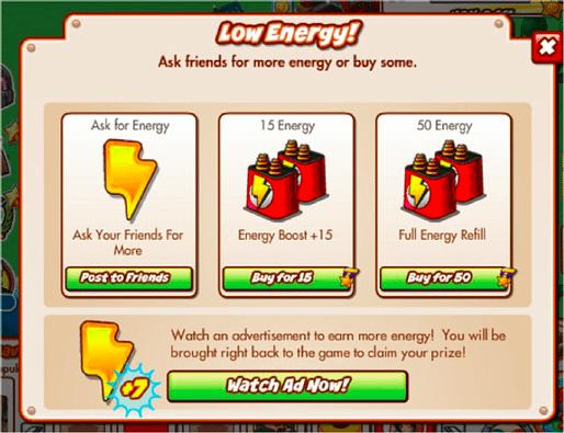 rewarded game app ads