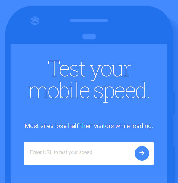 google mobile speed test tool ecommerce seo guide checklist