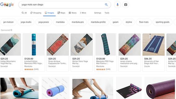 google shopping marketplace