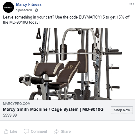 marcy pro fitness facebook
