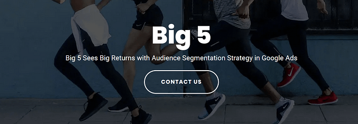 big 5 case study for local inventory ads