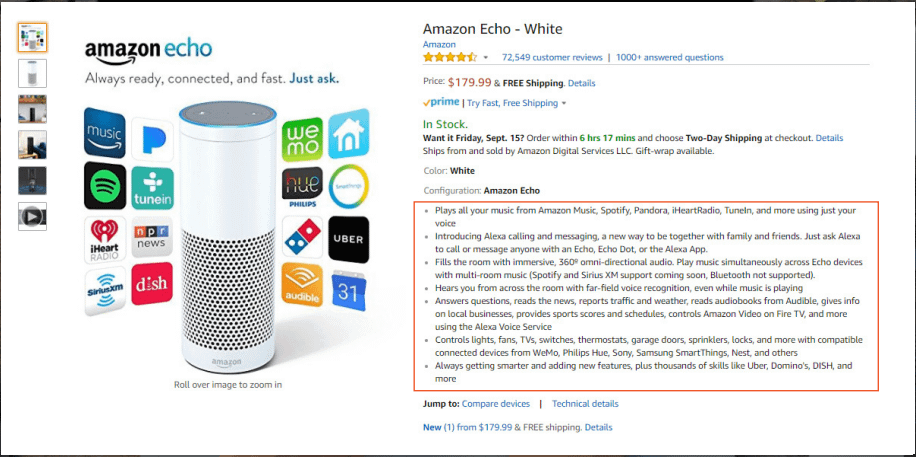 example-of-amazon-product-features
