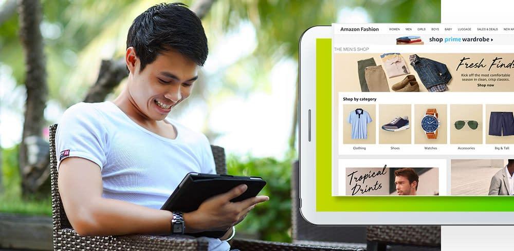 amazon apparel guide