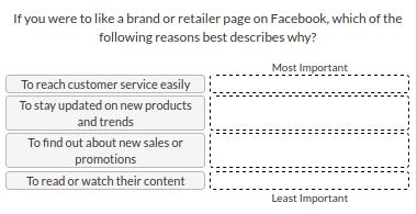 facebook consumer survey 2017