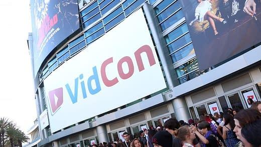 vidcon center conference