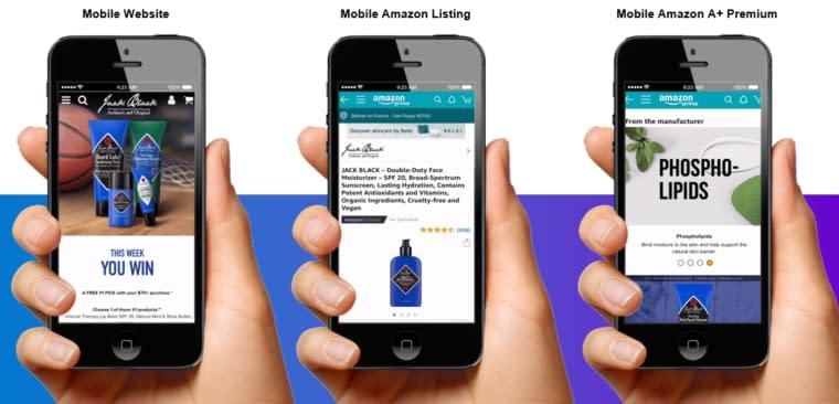 amazon content tinuiti mobile