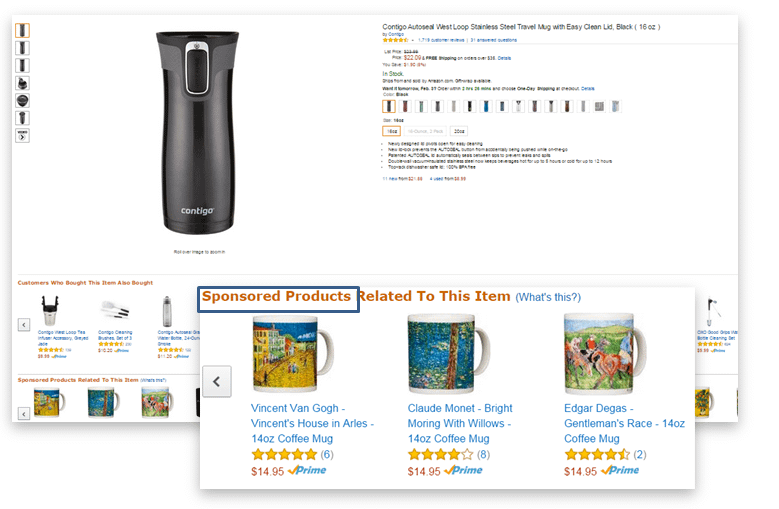 Selling on Amazon: When to use Amazon Sponsored Product vs. Amazon Product Ads