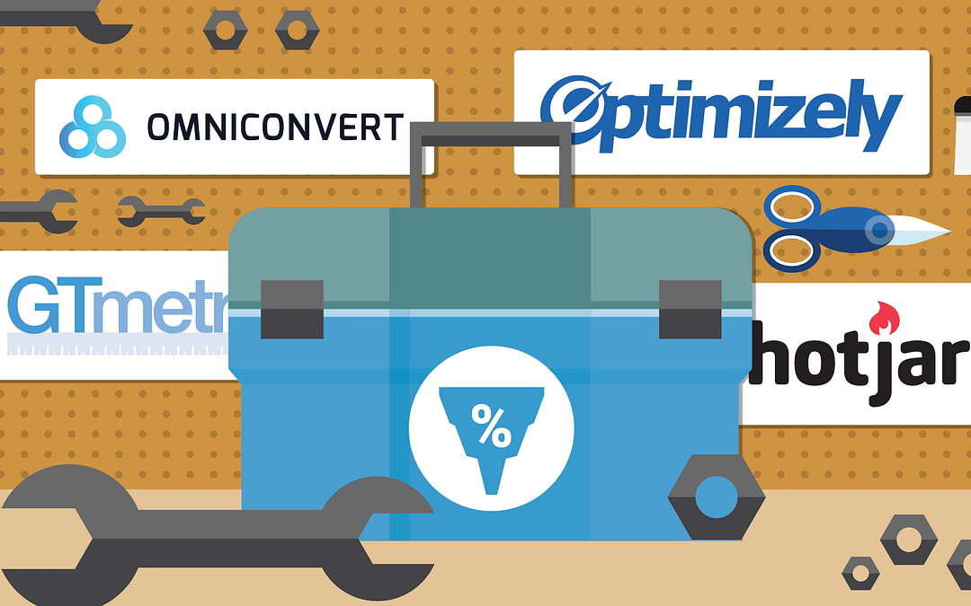 Top 2018 Conversion Rate Optimization (CRO) Tools