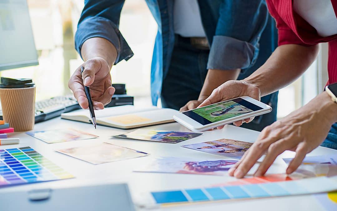 marketers designing emails