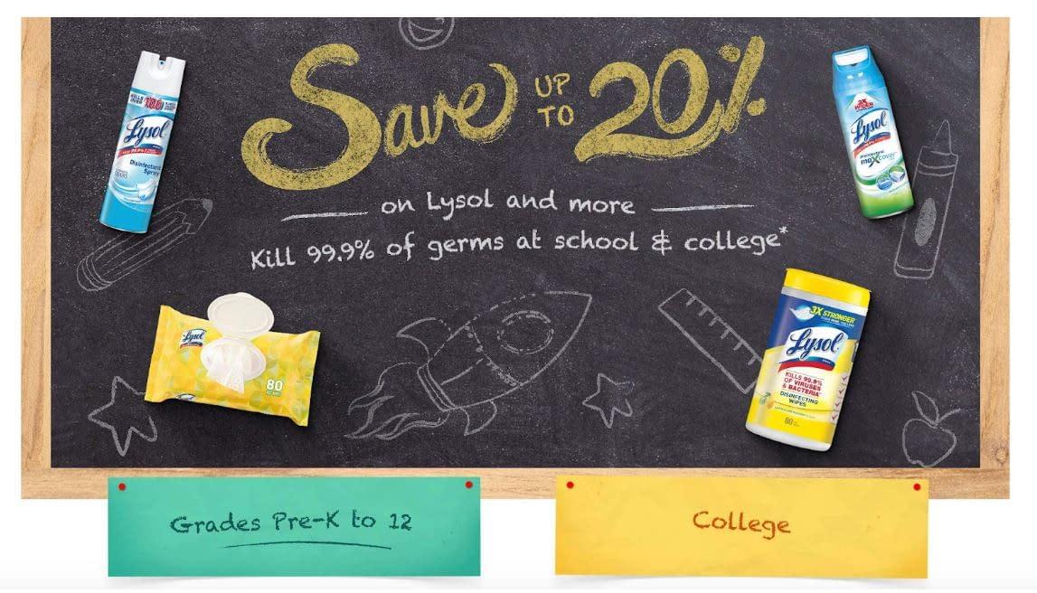 amazon-back-to-school-lysol-advertising