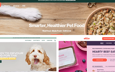 3 Trends That Are Shaping Pet Food Industry Ecommerce