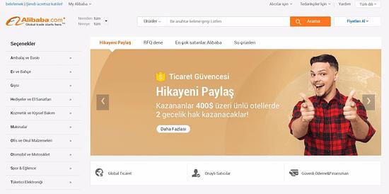 turkish-alibaba-site-home-page