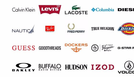 menswear brands on amazon