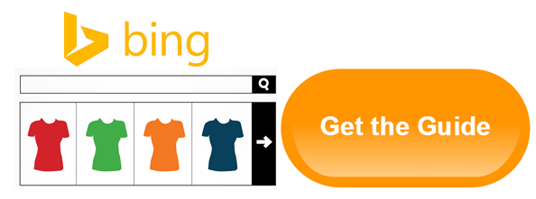 Bing product ads setup