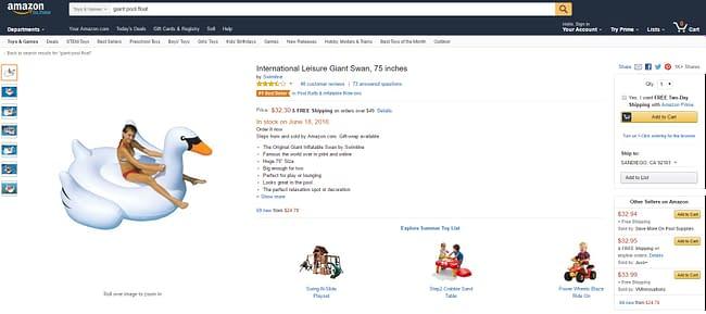 Optimize Amazon Listings on desktop