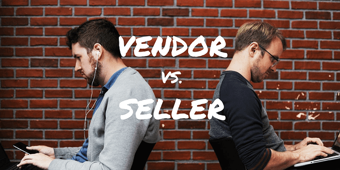 amazon vendor vs seller