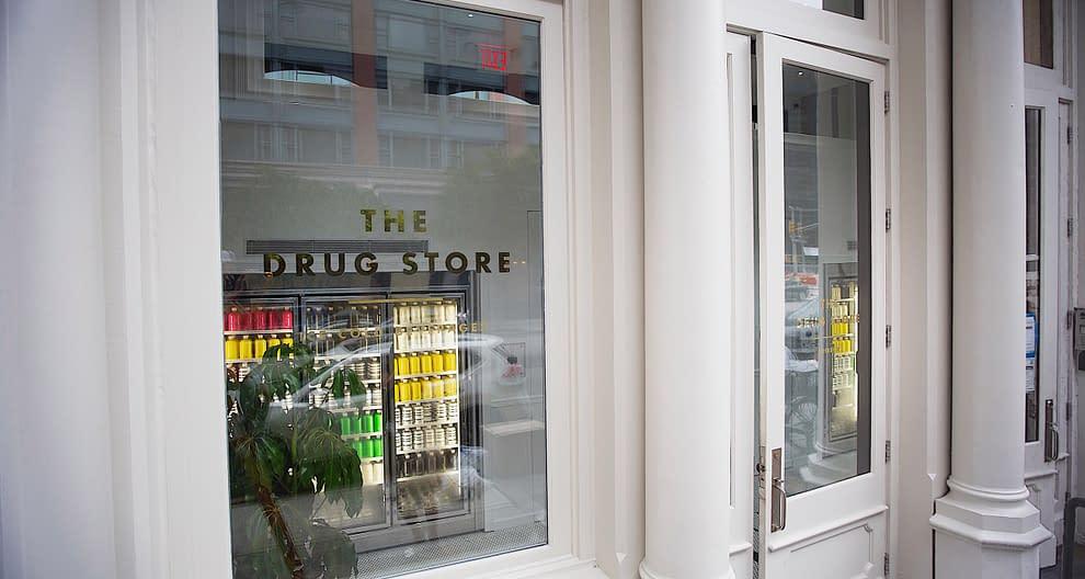 the drug store dirty lemon