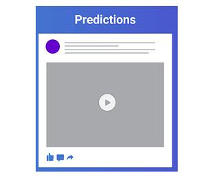 facebook algorithm factors predicitons