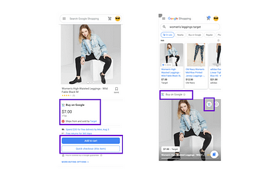 Buy on Google Shopping Listings Are Now Free