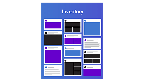 facebook alrogithm factor inventory